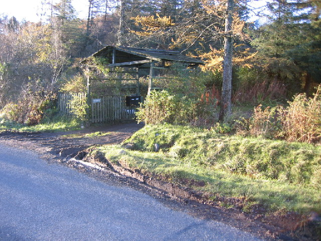 Entrance to Glenmore