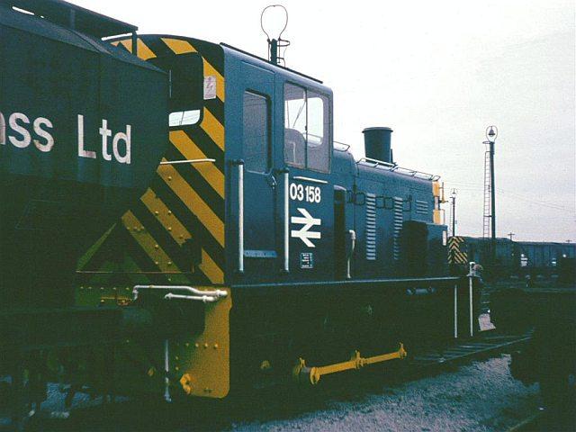 Doncaster Diesel Depot