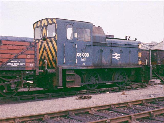 Dunfermline Townhill Wagon Repair Works