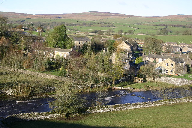 The River Bain and Bainbridge