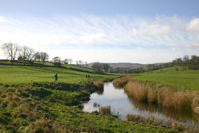 The River Bain at Low Wheel