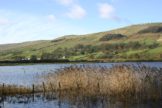 Semerwater, South End