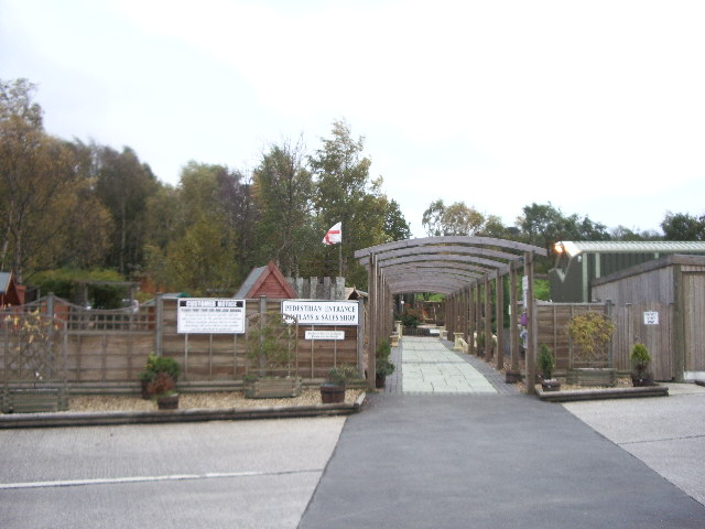 Earnshaw's Sawmill & Fencing Centre
