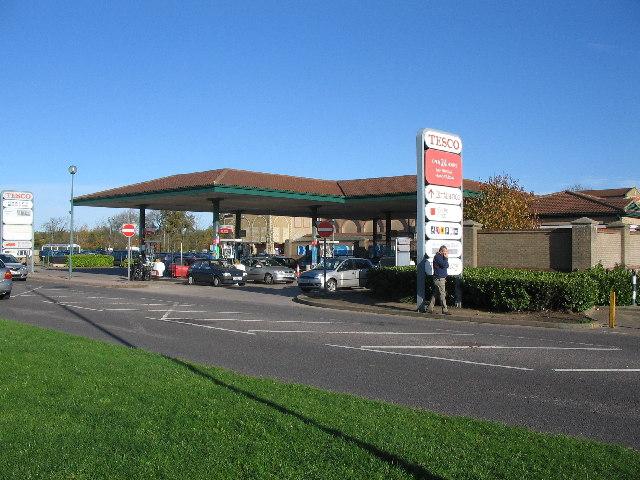 Filling Station, Bradley Stoke