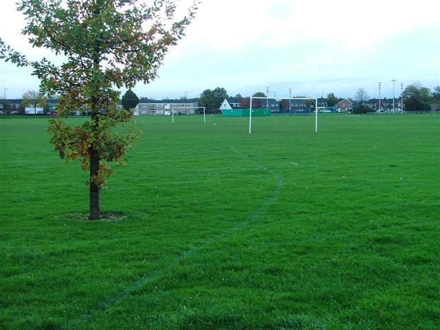 Harold Wilson Sports Ground, Thornaby