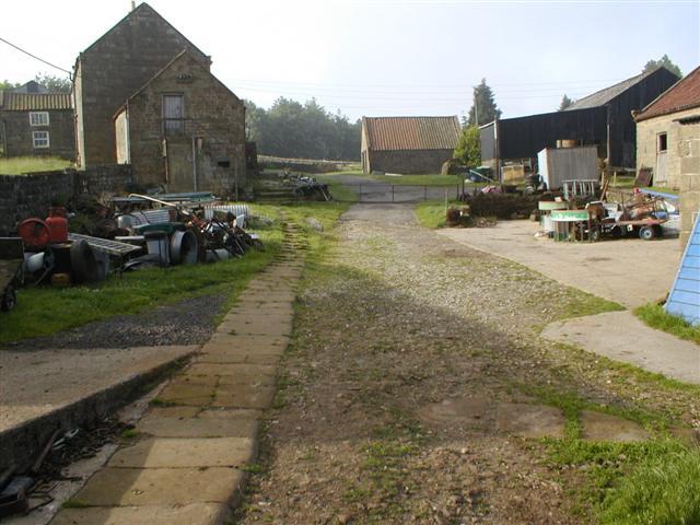 High Ellermire Farm, Bilsdale