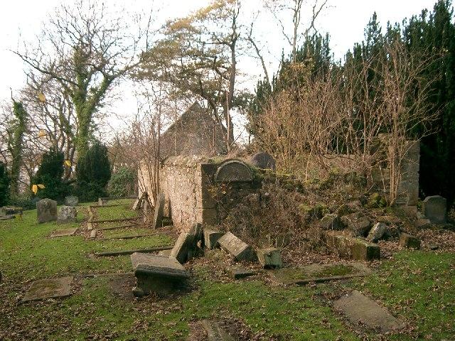 Crombie Churchyard.