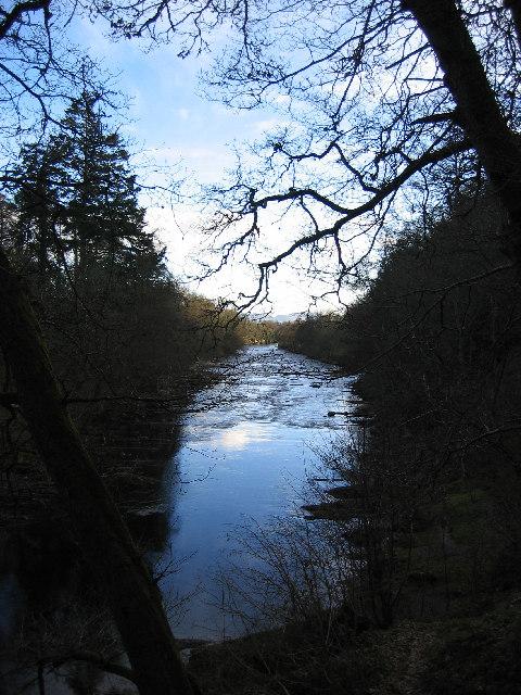 River Ericht Blairgowrie