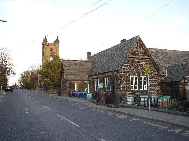 Staincliffe Hall Road, Batley
