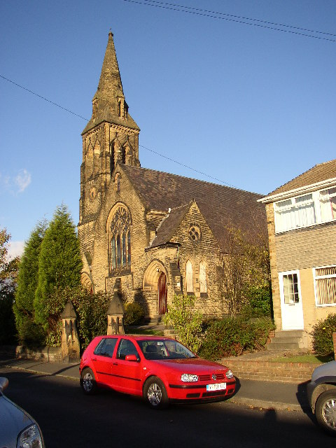 Westborough Methodist Church, Dewsbury