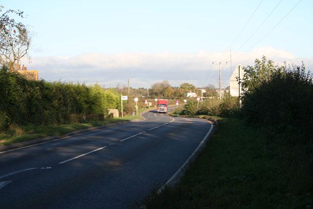 A607 at Thorpe Arnold