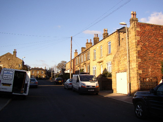 Belle View Street, Healey, Batley