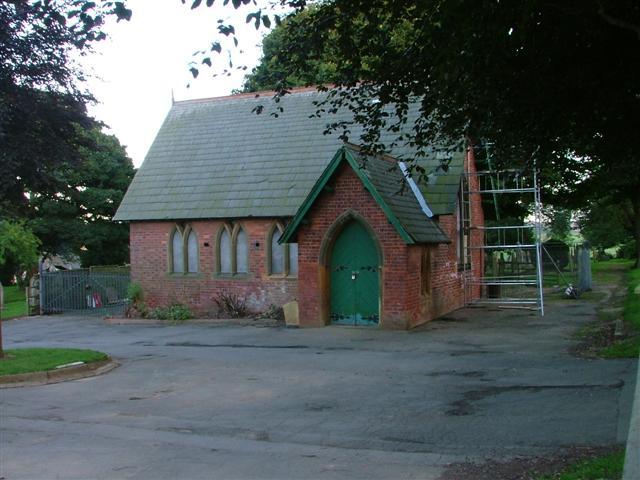Former Mortuary, Skelton Cemetery