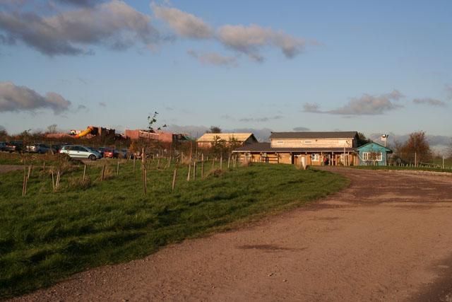 Twinlakes Park, near Melton Mowbray