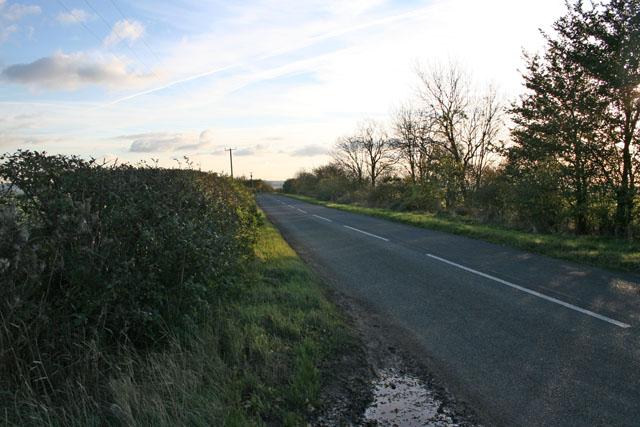 Melton Spinney Road