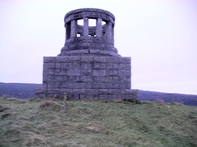 Monument to Duncan Ban MacIntyre