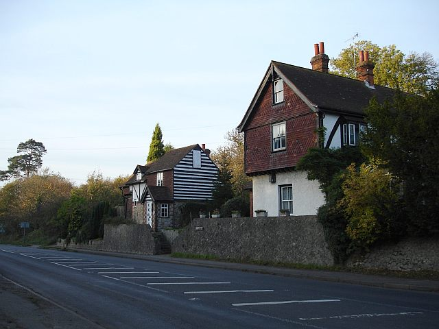 Tollgate Cottage and Tollgate House