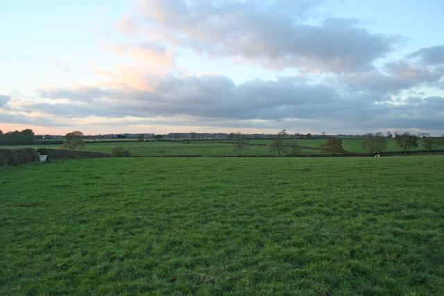 Farmland near Melton Mowbray