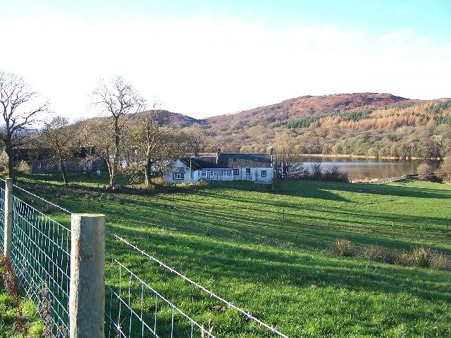 Bute, Lochly Farm