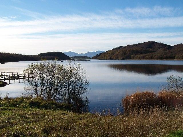 Bute, Loch Fad