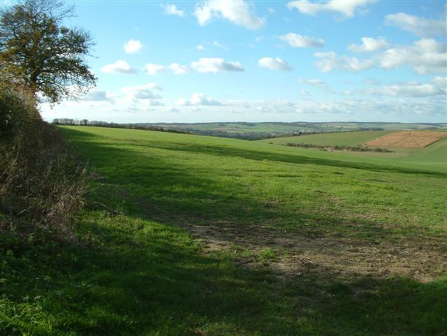 A view Southwest