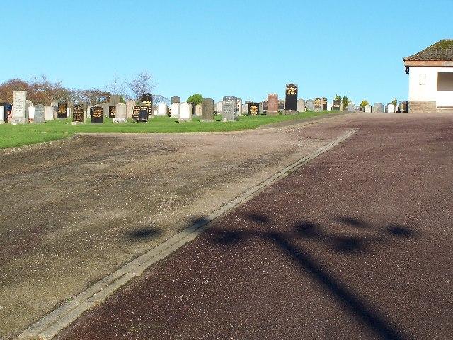 Bute, Barone Cemetery