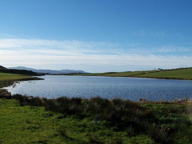 Bute, Greenan Loch