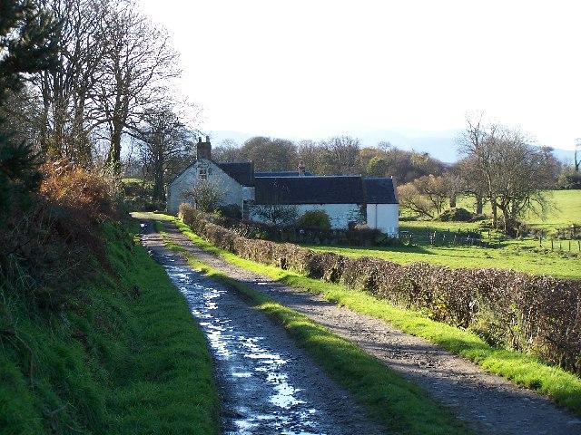 Bute, Milton Farm