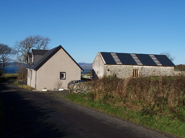 Bute, Little Kilmory Farm