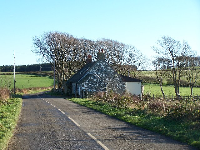 Bute, Lade house