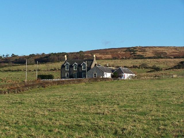Bute, Ambrismore Farm