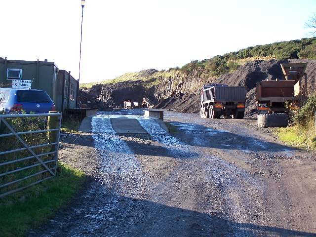 Bute, Ambrisbeg Quarry