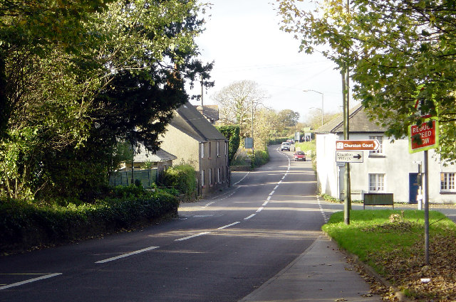 Churston Ferrers Crossroads