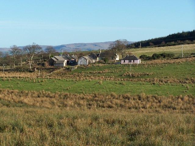 Bute, Kerrycrusach Farm