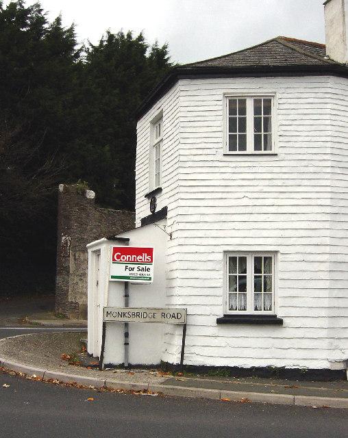 Former Toll House, Brixham