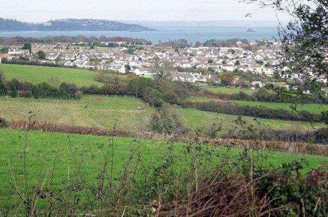 Views from Kings Barton