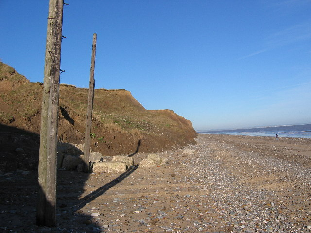 Beach  at Double Gates