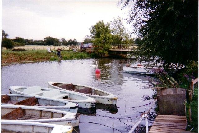 River Ouse near The Anchor Inn