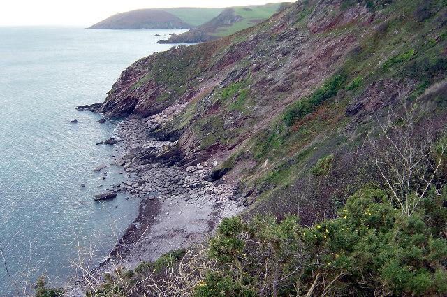 Cliffs at Southdown