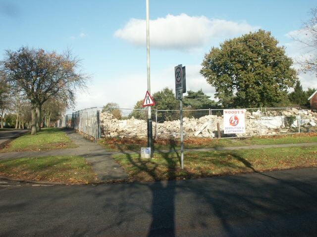 Demolition of council housing