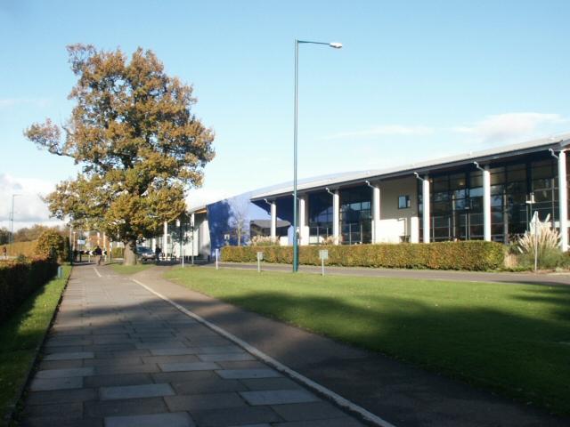Sports centre, University of East Anglia