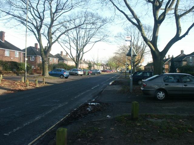 The Avenues, Earlham