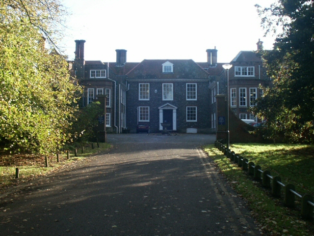 Earlham Hall