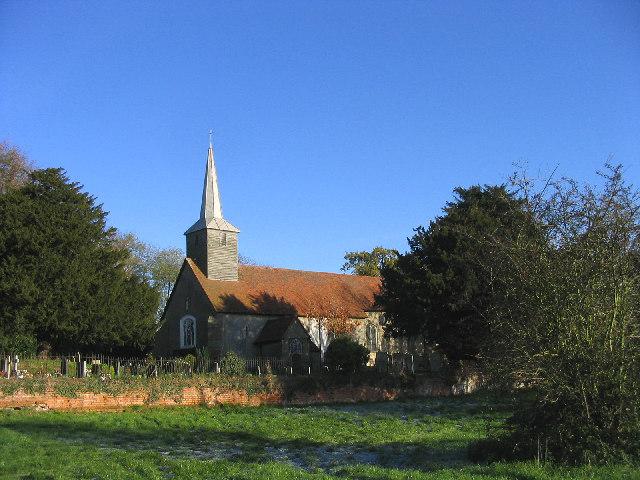 Parish Church, Stanford Rivers, Essex