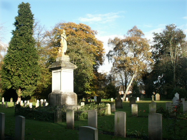 War graves, Earlham cemetery
