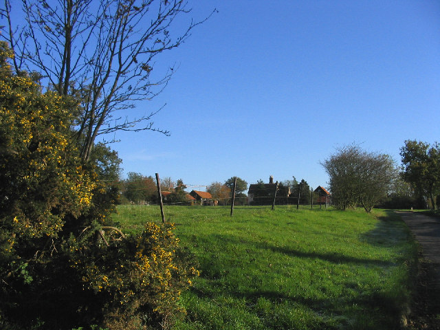 Clark's Farm, Stanford Rivers, Essex