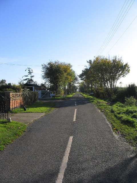 Coleman's Farm Road, Clatterford End, Essex