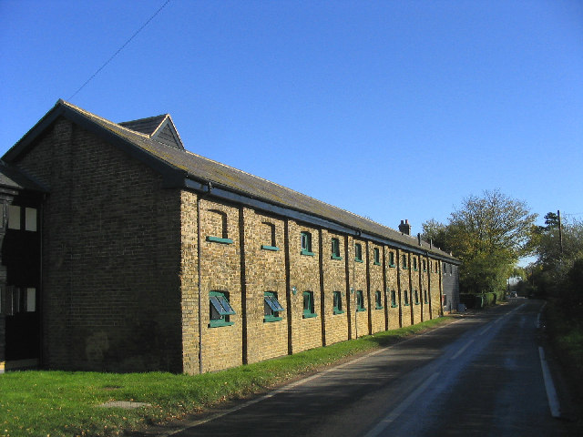 Bush Hill Farm, Threshers Bush, Essex