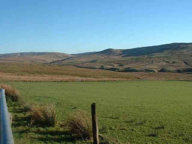 Looking Towards Roeburndale