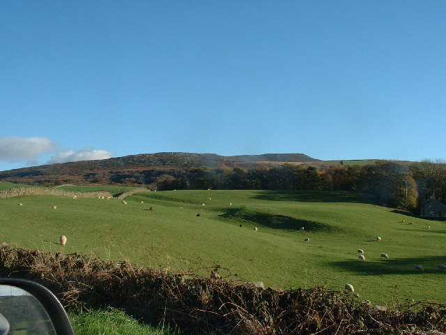 Clougha from Littledale Road